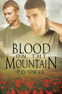 Blood on the Mountain 400x600