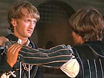 romeo and juliet relationship between mercutio