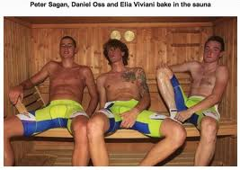 Sauna Guys Tumblr