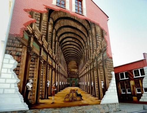Street-art-Library-Mural-540x417