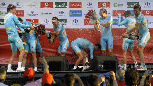 opening stage Vuelta 2013