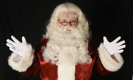 celebrity santa