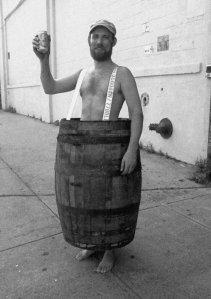 BarrelMan