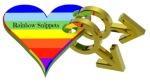 rainbow snippet logo